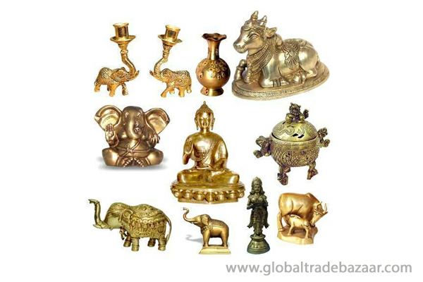 Indian Brass Handicraft