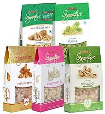 Packaged Dry Fruits