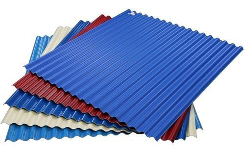 Galvanized Iron Color Coated Roofing Sheets