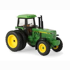 Electric Power Tractor