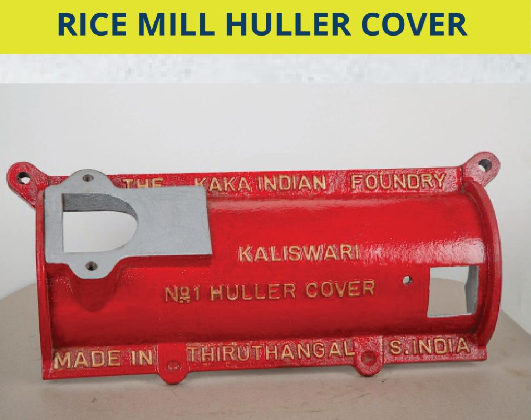 Rice Mill Huller Cover